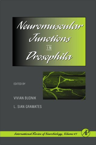 9780121393700: Neuromuscular Junctions in Drosophila, Volume 43 (International Review of Neurobiology) (v. 43)
