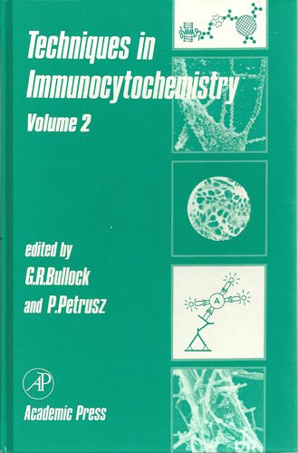 9780121404024: Techniques in Immunocytochemistry. Volume 2