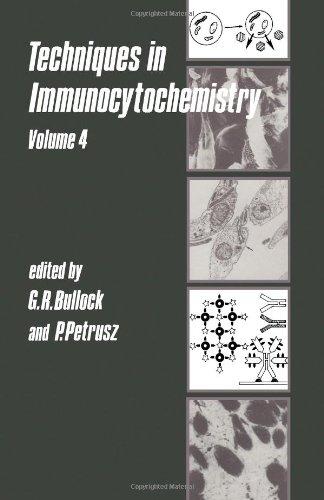 9780121404079: 004: Techniques in Immunocytochemistry, Volume 4