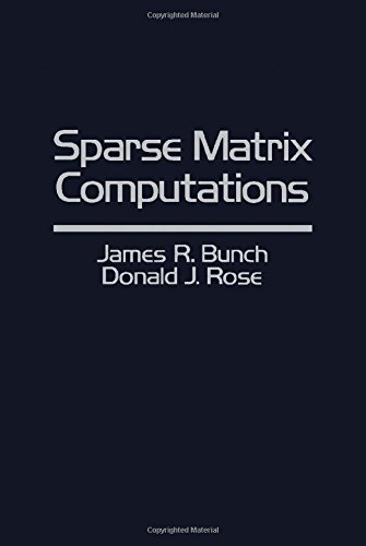 Sparse Matrix Computations: Argonne National Laboratory,