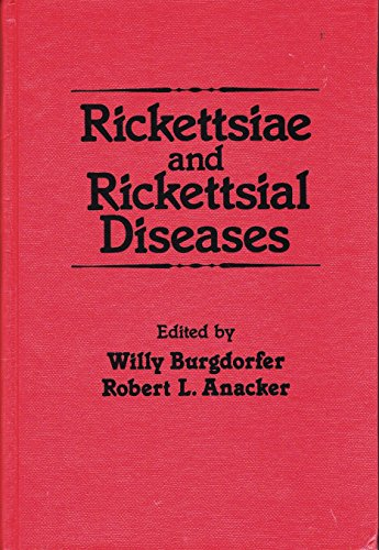 9780121431501: Rickettsiae and Rickettsial Diseases