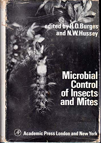 9780121433505: Microbial Control of Insects and Mites