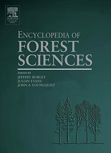 9780121451608: Encyclopedia of Forest Sciences, Four-Volume Set
