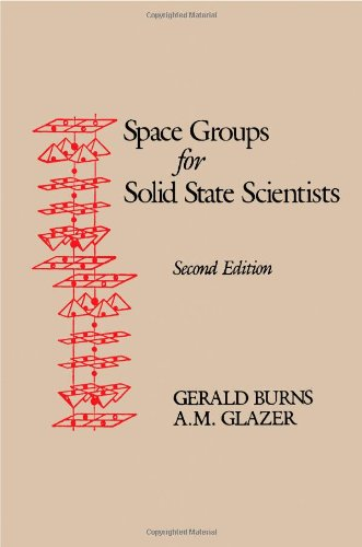 9780121457617: Space Groups for Solid State Scientists, Second Edition