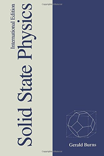 9780121460716: Solid State Physics