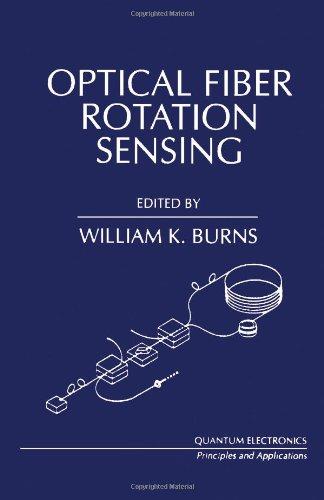 9780121460754: Optical Fiber Rotation Sensing (Quantum Electronics--Principles & Applications)