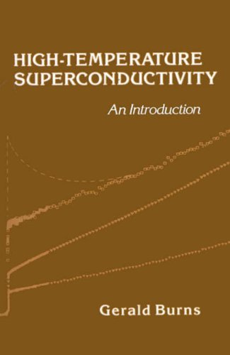 9780121460907: High-Temperature Superconductivity: An Introduction
