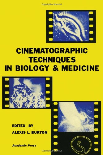 9780121472504: Cinematographic Techniques in Biology and Medicine