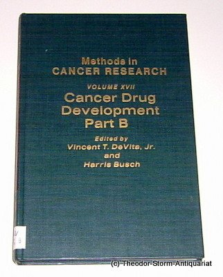9780121476779: Methods in Cancer Research: v. 17B