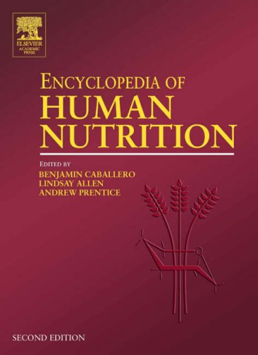 9780121501105: Encyclopedia of Human Nutrition, Four-Volume Set, Second Edition