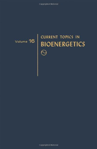 9780121525163: Current Topics in Bioenergetics, Vol. 16