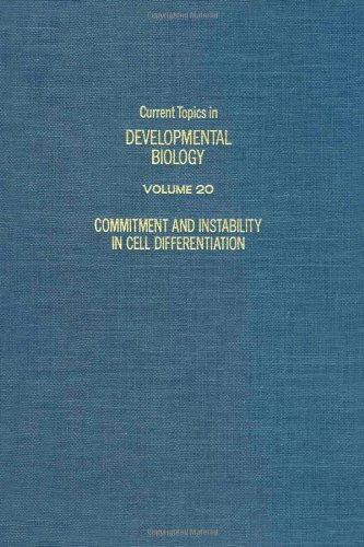 9780121531201: Commitment and Instability in Cell Differentiation (Current Topics in Developmental Biology, Vol. 20)
