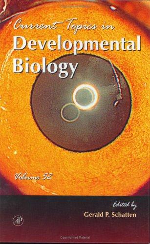 9780121531522: Current Topics in Developmental Biology, Volume 52