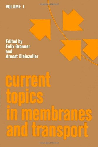 9780121533014: Current Topics in Membranes and Transport: v. 1