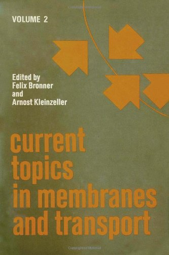 9780121533021: Current Topics in Membranes and Transport: v. 2