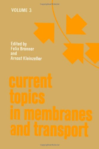 9780121533038: Current Topics in Membranes and Transport: v. 3