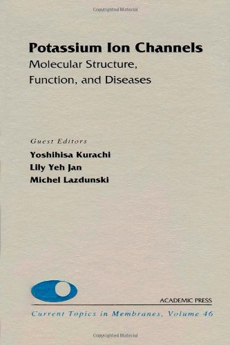 9780121533465: Potassium Ion Channels: Molecular Structure, Function, and Diseases, Volume 46 (Current Topics in Membranes)