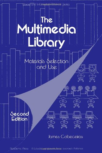 9780121539528: Multimedia Library: Materials Selection and Use (Library and information science)