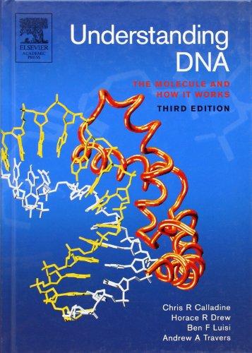 9780121550899: Understanding DNA: The Molecule and How it Works