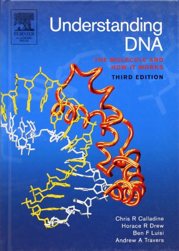 9780121550899: Understanding DNA, Third Edition: The Molecule and How it Works