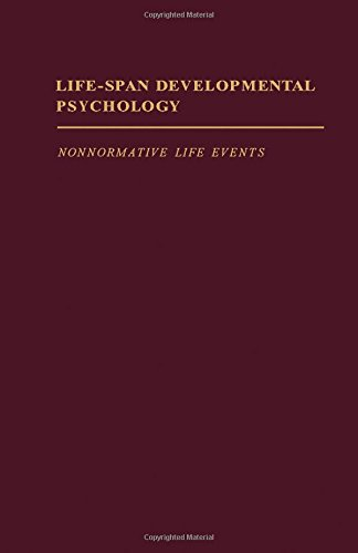 9780121551407: Life-span Developmental Psychology: Non-normative Life Events
