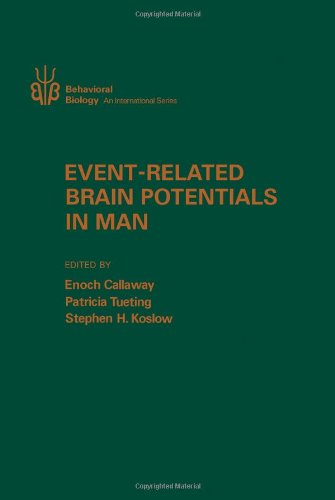 9780121551506: Event-related Brain Potentials in Man (Behavioral biology series)