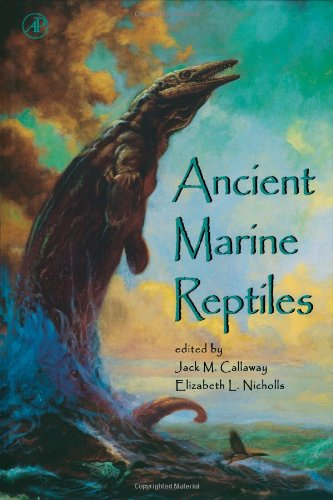 9780121552107: Ancient Marine Reptiles