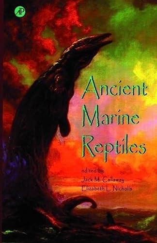 9780121552107: Ancient Marine Reptiles