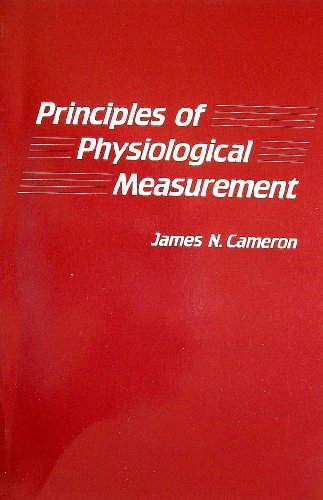 9780121569563: Principles of Physiological Measurement