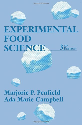 9780121579203: Experimental Food Science, Third Edition (Food Science and Technology)