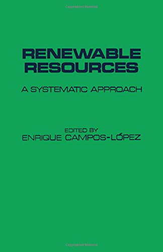 9780121583507: Renewable Resources: A Systematic Approach