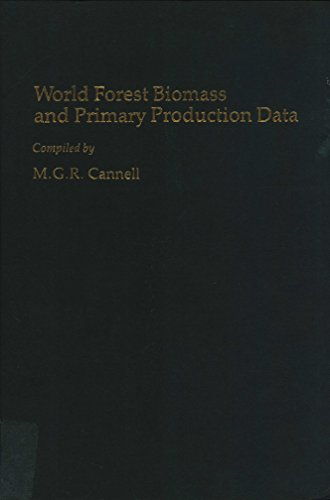 9780121587802: World Forest Biomass and Primary Production Data