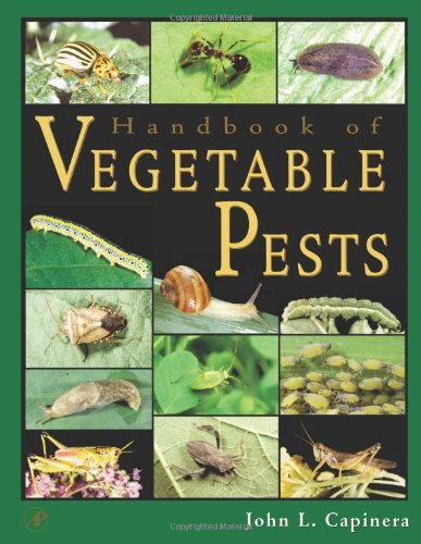 9780121588618: Handbook of Vegetable Pests