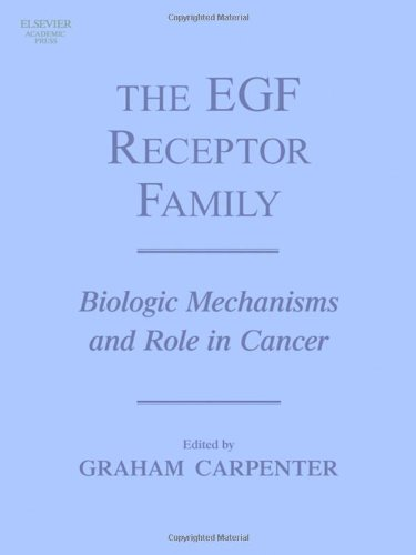 9780121602819: The EGF Receptor Family: Biologic Mechanisms and Role in Cancer