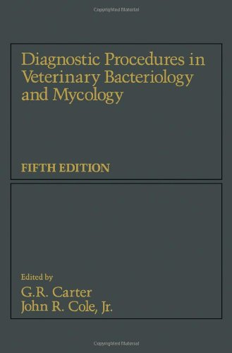 9780121617752: Diagnostic Procedure in Veterinary Bacteriology and Mycology, Fifth Edition