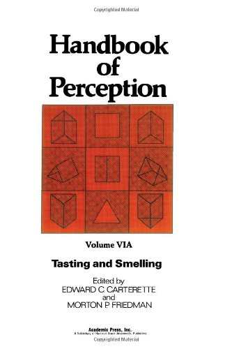 9780121619060: Handbook of Perception, Volume VIA, Tasting and Smelling