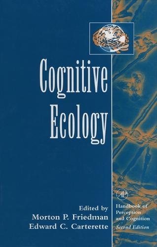 9780121619664: Cognitive Ecology (Handbook of Perception and Cognition, Second Edition)