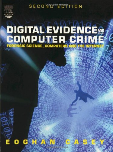9780121631048: Digital Evidence and Computer Crime: Forensic Science, Computers and the Internet