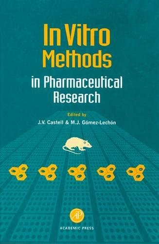 9780121633905: In Vitro Methods in Pharmaceutical Research