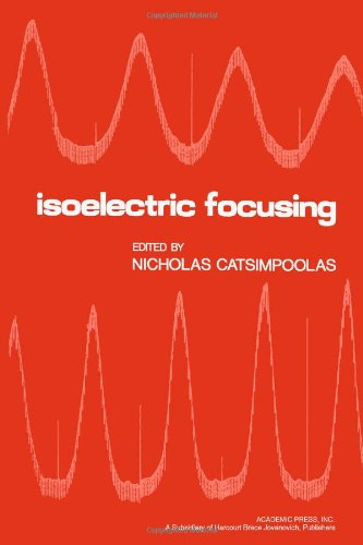 9780121639501: Isoelectric Focusing