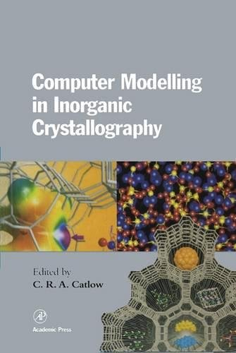 9780121641351: Computer Modeling in Inorganic Crystallography