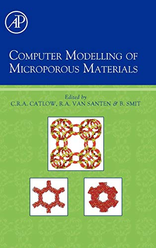 9780121641375: Computer Modelling of Microporous Materials
