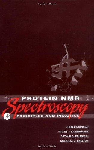 Protein NMR Spectroscopy: Principles and Practice: Skelton, Nicholas J.,