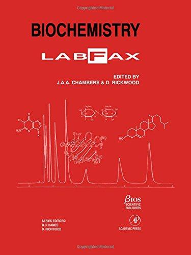 9780121673406: CHAMBERS BIOCHEMISTRY LABFAX