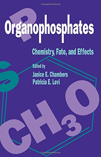 9780121673451: Organophosphates Chemistry, Fate, and Effects