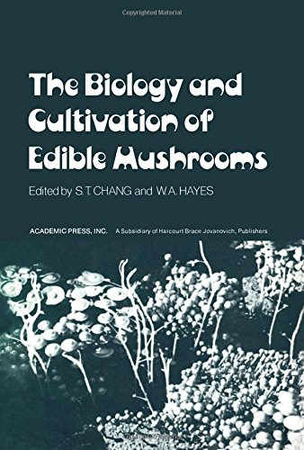 9780121680503: The Biology and Cultivation of Edible Mushrooms