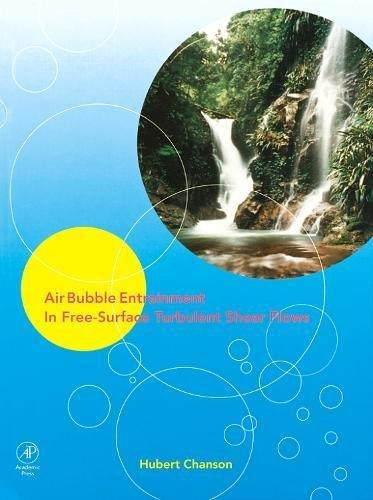 9780121681104: Air Bubble Entrainment in Free-Surface Turbulent Shear Flows