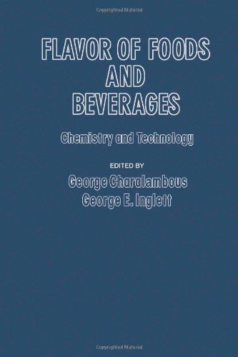 9780121690601: Flavour of Foods and Beverages: Chemistry and Technology