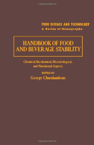 9780121690700: Handbook of Food and Beverage Stability (Food Science and Technology)
