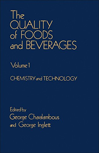 9780121691011: The Quality of Foods and Beverages: Chemistry and Technology
